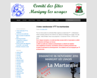 comite des fetes Marigny